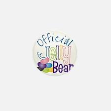 Official Jelly Bean Mini Button