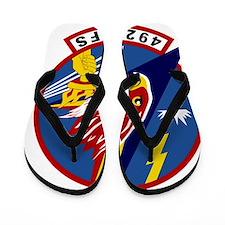 492nd TFS Flip Flops