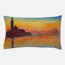 Monet, San Giorgio Maggiore, Pillow Case