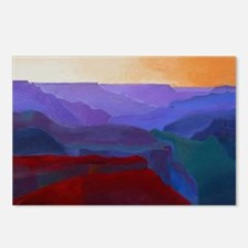 GRAND CANYON AM Postcards (Package of 8)
