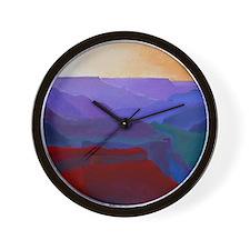 GRAND CANYON AM Wall Clock