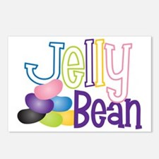 Jelly Bean Postcards (Package of 8)