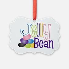 Jelly Bean Ornament