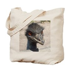 Angry Ostrich Tote Bag