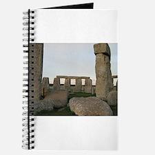 Stonehenge From Inside Journal
