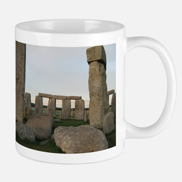 Stonehenge From Inside Mugs