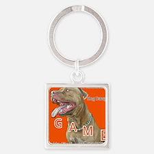 hog doggers  Square Keychain