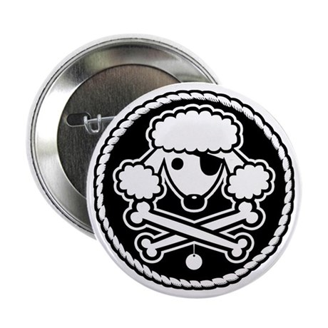 PoodlePirate-2cl Button