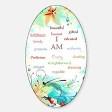 I am..... Decal