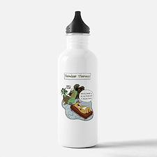 reindeertherapy Water Bottle