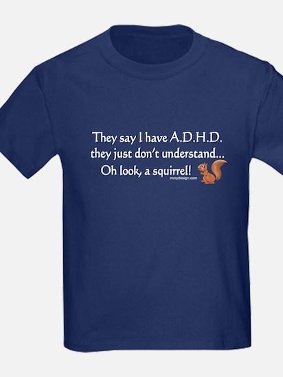 ADHD Squirrel T