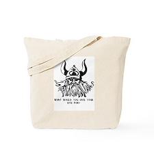 Odin's Eye Tote Bag