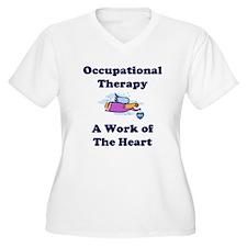 Work Of The Heart T-Shirt