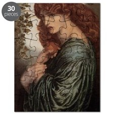 Dante Gabriel Rossetti Proserpine Puzzle