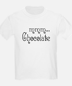 mmm... Chocolate T-Shirt