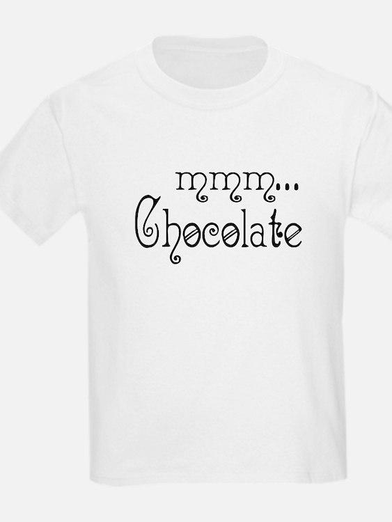 mmm... Chocolate T-Shirt