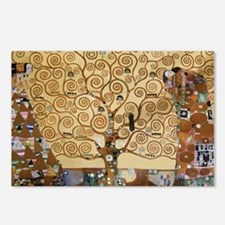 Gustav Klimt Tree Of Life Postcards (Package of 8)