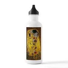 Gustav Klimt The Kiss Water Bottle