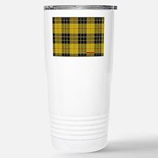 McCleod McCloud Tartan  Stainless Steel Travel Mug