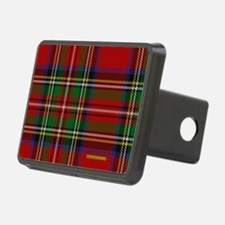 Stewart Tartan Plaid Hitch Cover