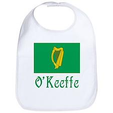 Funny O keeffe Bib