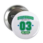 Statehood New Jersey Button