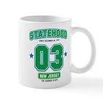 Statehood New Jersey Mug