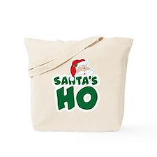 Santa's Ho Tote Bag