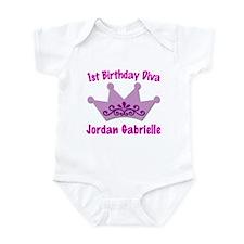 Custom for NaTosha Infant Bodysuit