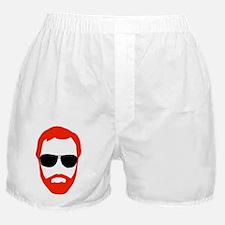 BeardoGlasses Boxer Shorts