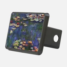 Claude Monet Water Lilies Hitch Cover