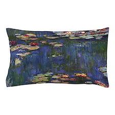 Claude Monet Water Lilies Pillow Case