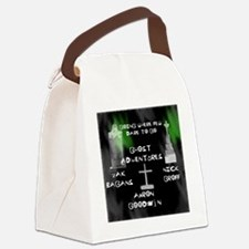 Going Ghost Adventures l3 Canvas Lunch Bag