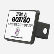 IM A GONZO AND PROUD OF IT Hitch Cover
