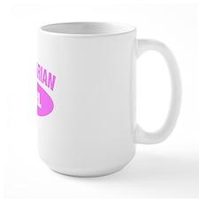 Vegetarian Girl Mug