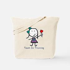 Girl & TNT 2 Tote Bag