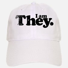 I am They. Baseball Baseball Cap