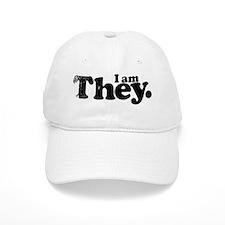 I am They. Baseball Cap