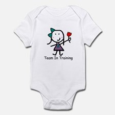 Girl & TNT 2 Infant Bodysuit