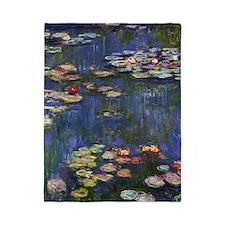 Claude Monet Water Lilies Twin Duvet