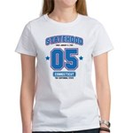 Statehood Connecticut Women's T-Shirt