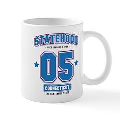 Statehood Connecticut Mug