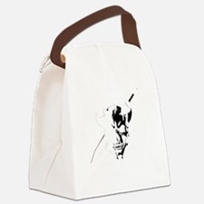 Monster Hunting Canvas Lunch Bag
