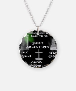 Going Ghost Adventures  Curt Necklace