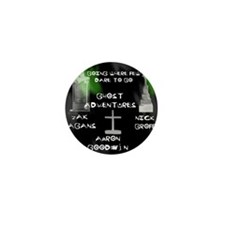 Going Ghost Adventures  Curtain Mini Button