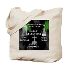 Going Ghost Adventures  Curtain Tote Bag