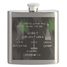 Going Ghost Adventures  Curtain Flask