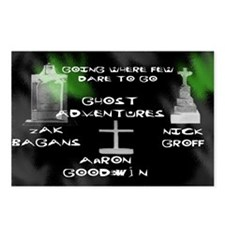 Going Ghost Adventures lg Postcards (Package of 8)
