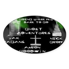Going Ghost Adventures lg Decal