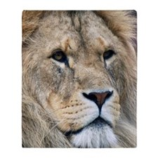 Lion iPad Folio Cover Throw Blanket